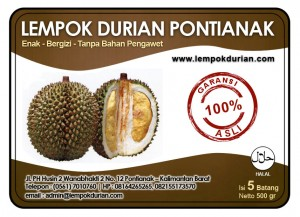 label lempok
