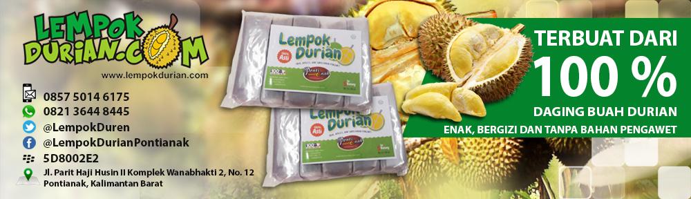 Lempok Durian Pontianak